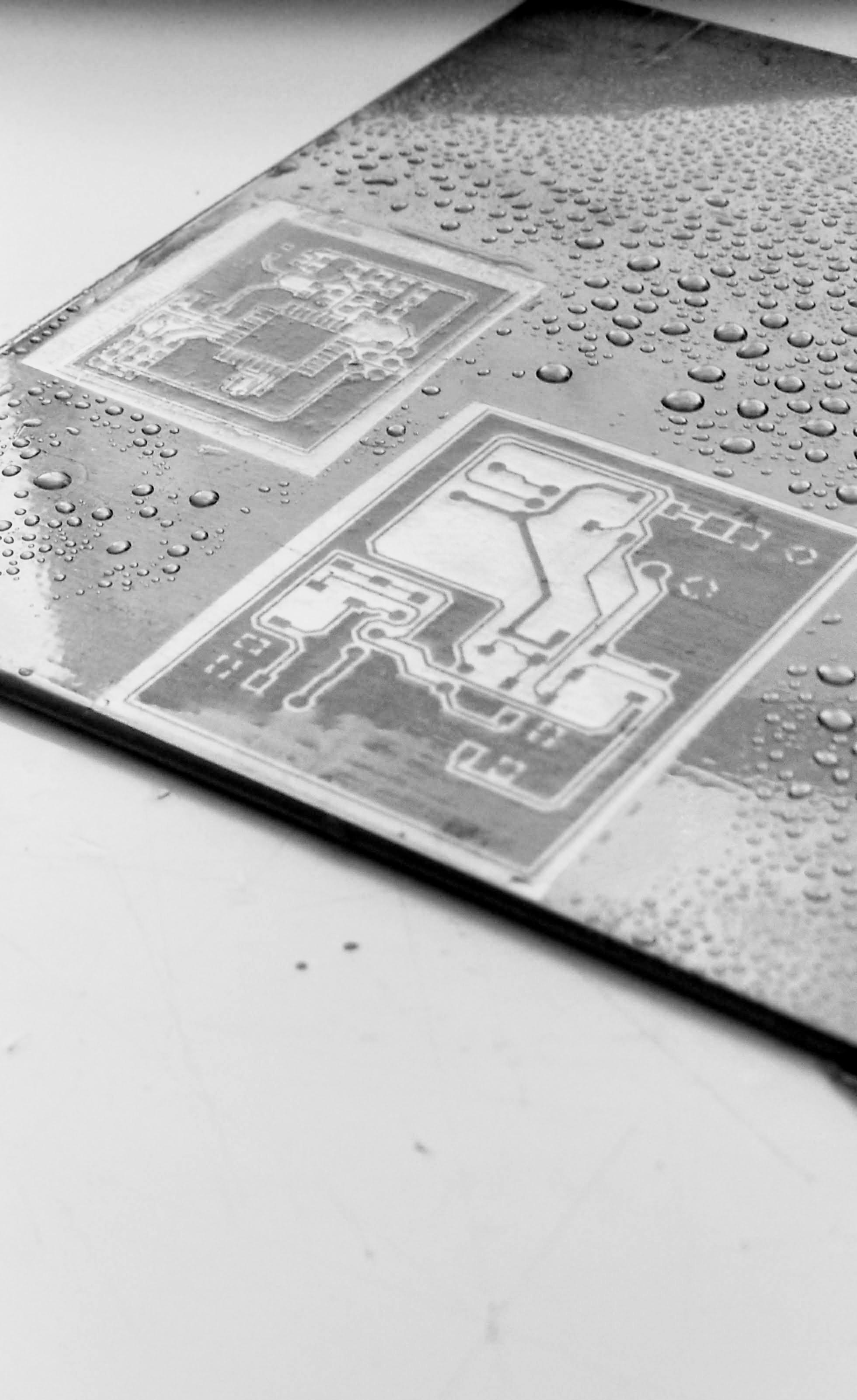 Prinsta Circuit Board